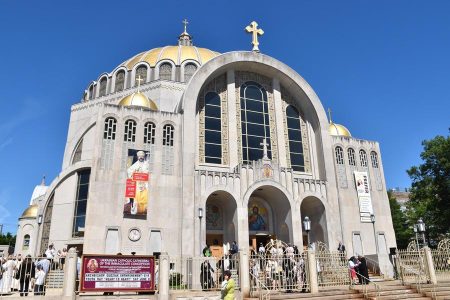Собор Непорочного Зачаття у Філадельфії