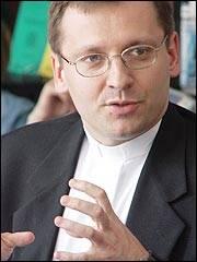 о. ректор Святослав