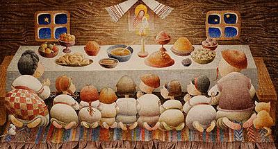 Традиції надвечір'я Христового Різдва