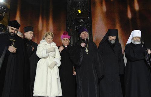 Представители Церквей подписали обращение о необходимости защиты моральных устоев на Украине