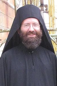 архимандрит Йов Геча