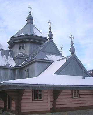 Церковь святого Михаила в Доре