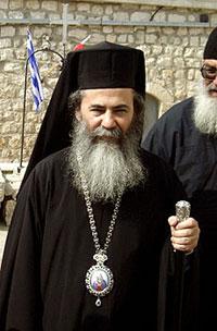 Патриарх феофил: пора перейти рубикон