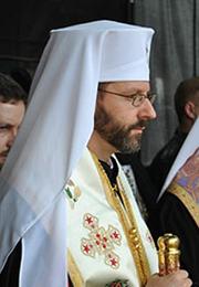 Глава УГКЦ перебуває із робочим візитом у Римі, де очолить Постійний Синод УГКЦ