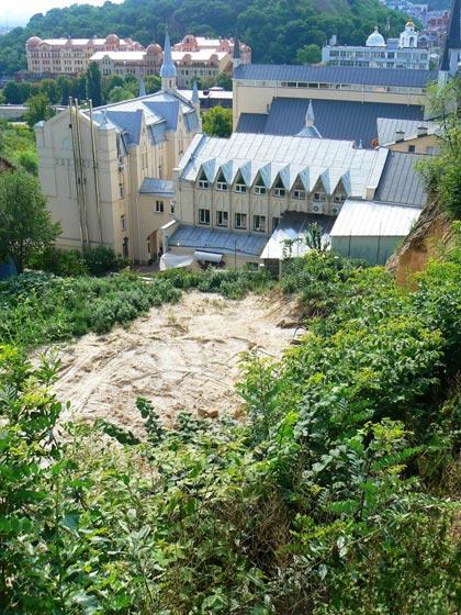 Щекавиця гора легенда археологічна