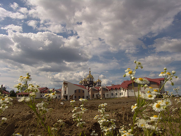 Львівська духовна семінарії Святого Духа (архівне фото)