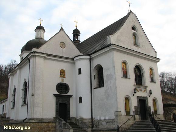 Сучасний вигляд церкви св. Онуфрія