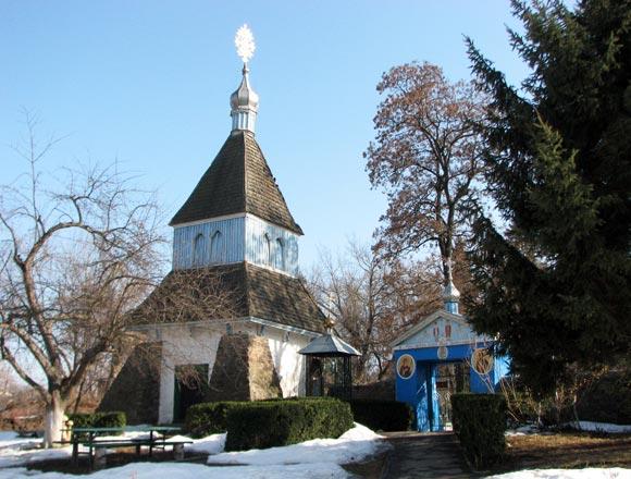 старовинний храм Святого Миколая у Вінниці