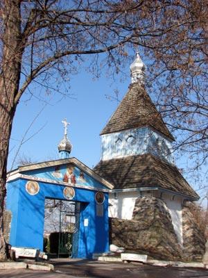 Святомиколаївський храм Вінниці