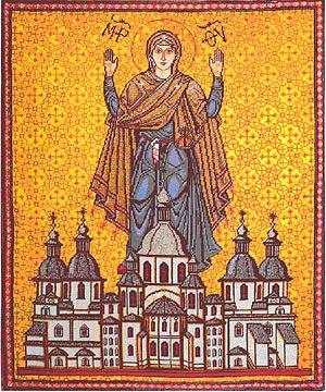 Богородиця Оранта з Софії Київської
