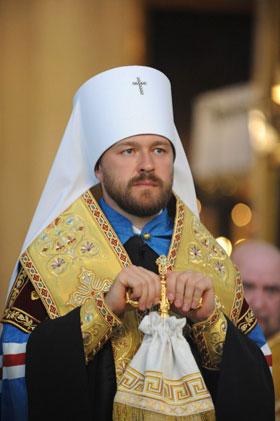 Metropolitan Hilarion (Alfeyev) of Volokolamsk