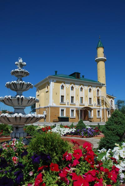Луганская мечеть