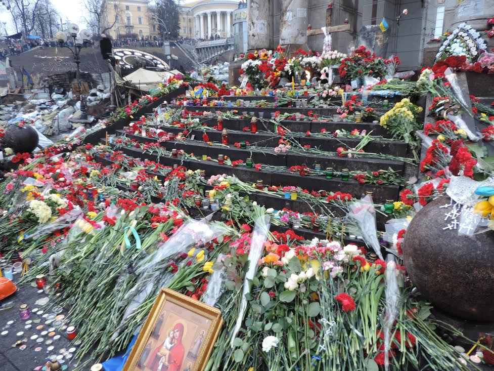"""Картинки по запросу """"картинка чергову річницю трагічних подій на Майдані"""""""