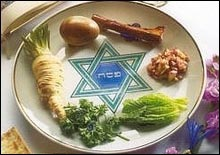This Year Jews Celebrate Passover April 14-22