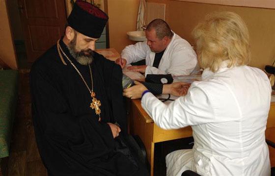 Православна кров для АТО