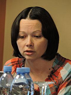 Наталія Вашрова