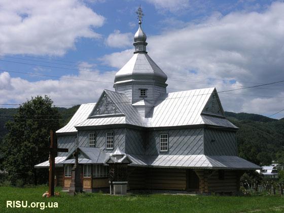 Церква в с. Город Косівського району