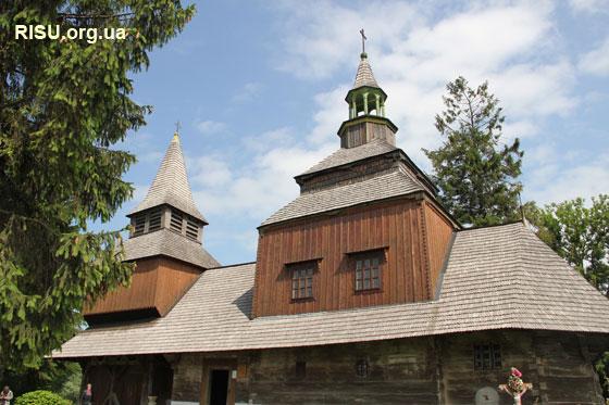 Церква Зішестя Святого Духа в Рогатині