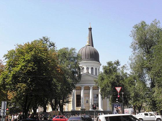 Преображенский собор Одессы