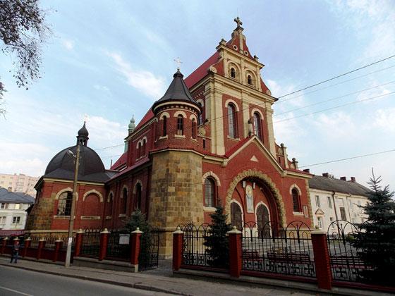 Храм св. Йосафата, Львів