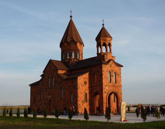 Вірменський храм Сурб Геворг