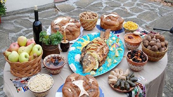 Рибна кухня до свята