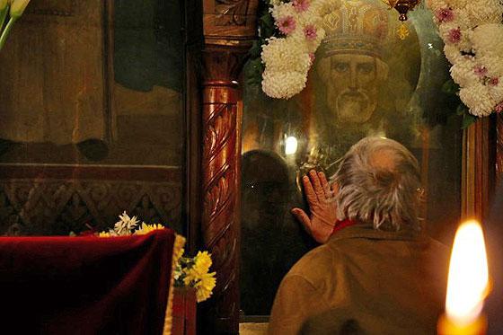 Культ святого Миколая