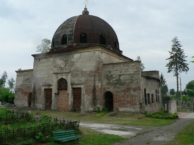 У Чернівцях на цвинтарі створять музей Голокосту