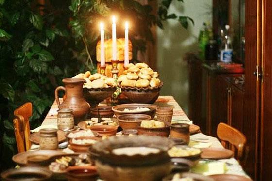 Керечун, риба та квасоля обов'язкові на закарпатському різдвяному столі