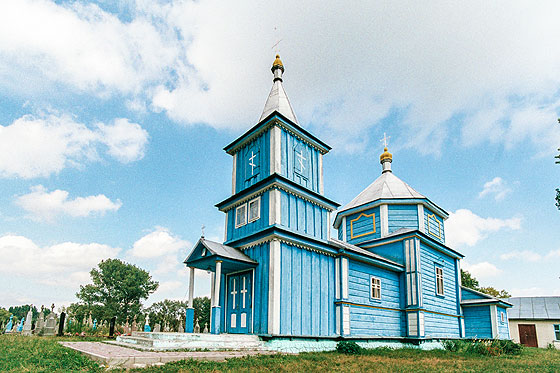 Село Коритне на Буковині є малою батьківщиною Предстоятеля УПЦ (МП) Онуфрія. Його теж не оминув конфлікт: громада розділилася