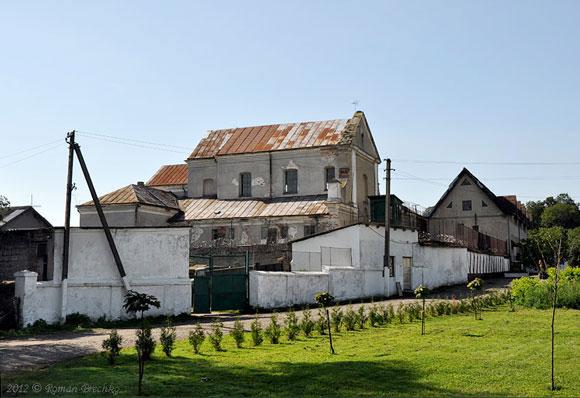 Монастир капуцинів (середина XVIII століття) – Галицька виправна колонія 128