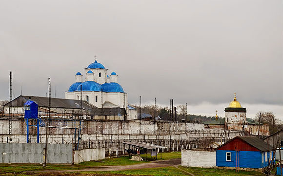 Гамаліївський Харалампієвський монастир (початок XVIII століття) – Шосткінська виправна колонія 66
