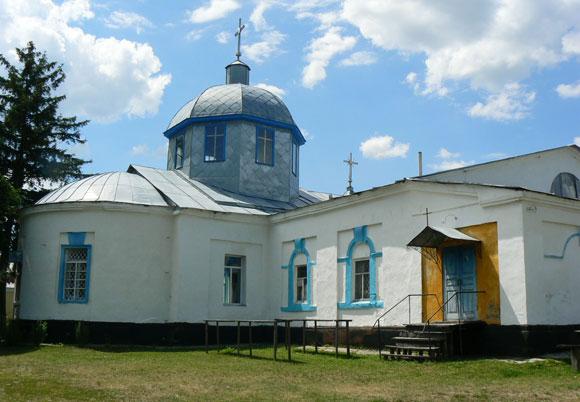 Думницький Різдва Богородиці монастир (кінець XVII століття) – Домницький виправний центр 135