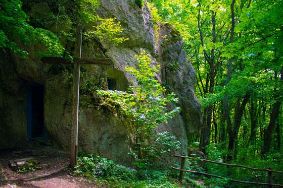 Печера Відлюдника