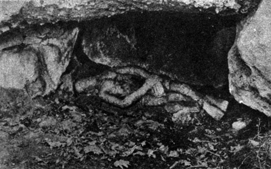 Фігура Ісус в Гробі