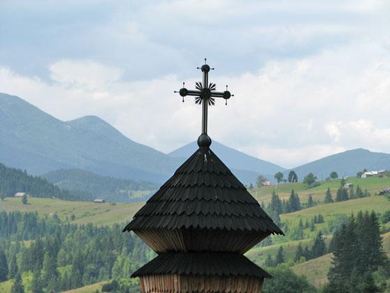 Хрест на Говерлі