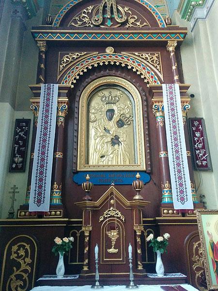 образ Божої Матері Римської