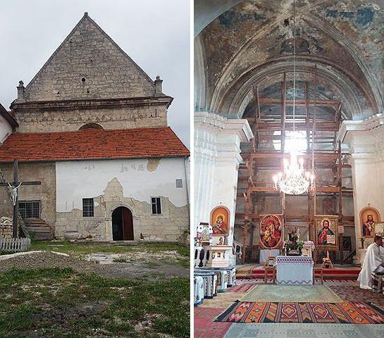 Монастир отців Бернардинів та Миколаївський костел