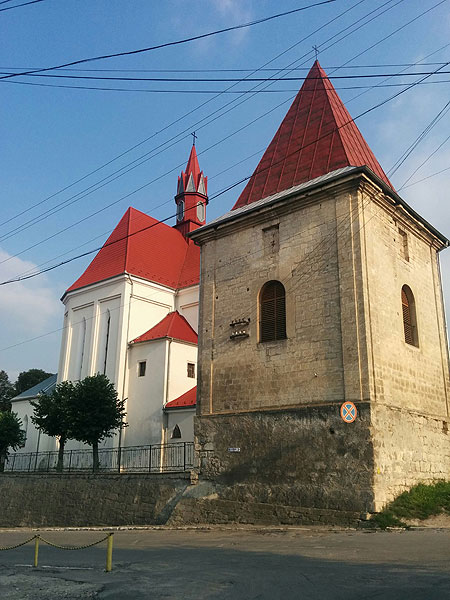 Костел свв. ап. Петра і Павла