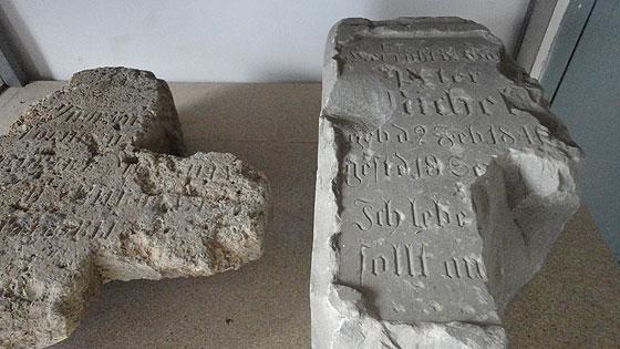 Надгробок німки-меннонітки