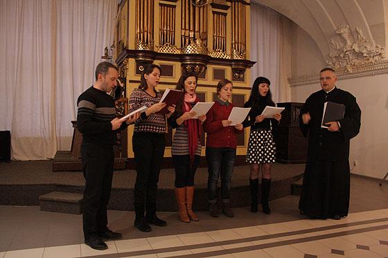 Хор вірменського собору