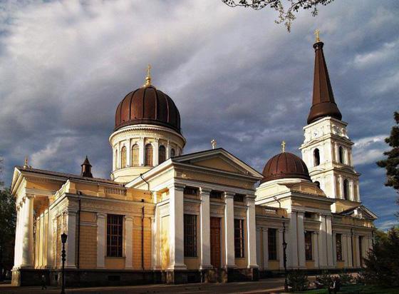 Преображенський собор Одеси