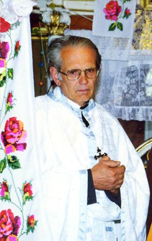 Отець Павло Мадяр, ЧСВВ