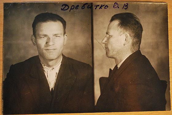 Отець василіянин Діонізій Дребітко в 1957 р. Під час цього, другого, ув'язнення о. Дребітко відбув частину терміну в одному таборі з Йосифом Сліпим