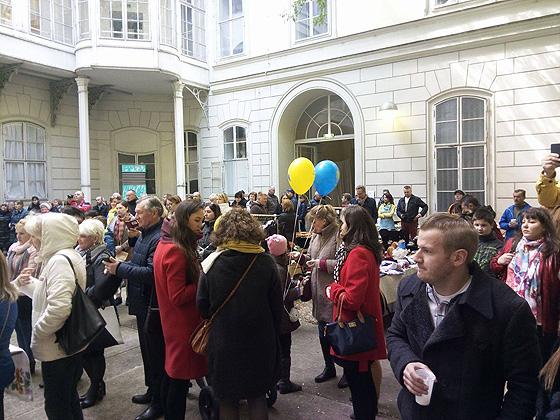 Українська ярмарка у Відні