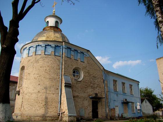 Хресто-Воздвиженський храм - осередок Луцького братства