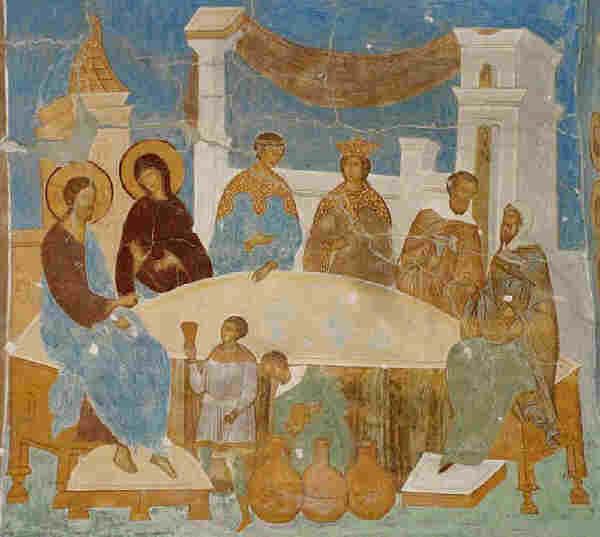 Весілля в Кані Галилейській