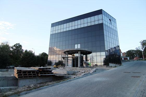 Незабаром в Городку буде надсучасний музей