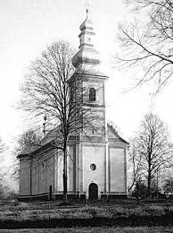 Церква у с. Туря-Пасіка, де служив о. М. Балтович