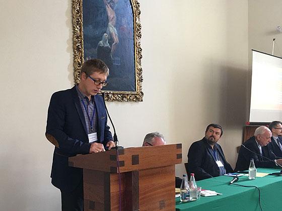 Конференція в Ужгородській семінарії